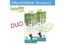 DEPURASEVE BIO DETOX SEVE DE BOULEAU LOT DE 2X250ML