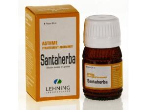 SANTA HERBA TRAITEMENT DE L'ASTHME LEHNING 30ML