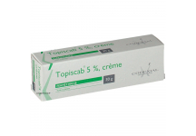 TOPISCAB CREME CONTRE LA GALE 5% TUBE 30GR