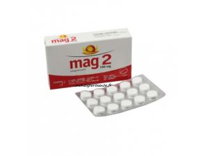 MAG 2 MAGNESIUM 100MG BTE DE 60 CPR