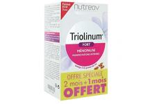TRIOLINUM fort MENOPAUSE JOUR ET NUIT 60 capsules + 30 OFFERTES