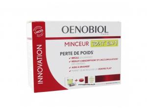 OENOBIOL PERTE DE POIDS TOUT EN 1 30 STICKS 60 COMPRIMES