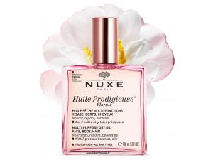 NUXE HUILE PRODIGIEUSE FLORALE FLACON DE 100ML
