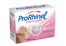 PRORHINEL 8 EMBOUTS JETABLES POUR MOUCHE-BEBE