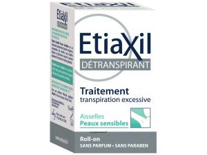 ETIAXIL DETRANSPIRANT BILLE PEAU SENSIBLE 15ML