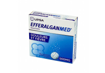 EFFERALGANMED 500MG EFFERVESCENT 16 COMPRIMES