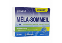 MELA-SOMMEIL MELATONINE ET PLANTES 30 GELULES